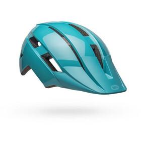 Bell Sidetrack II MIPS Helm Kinder blau